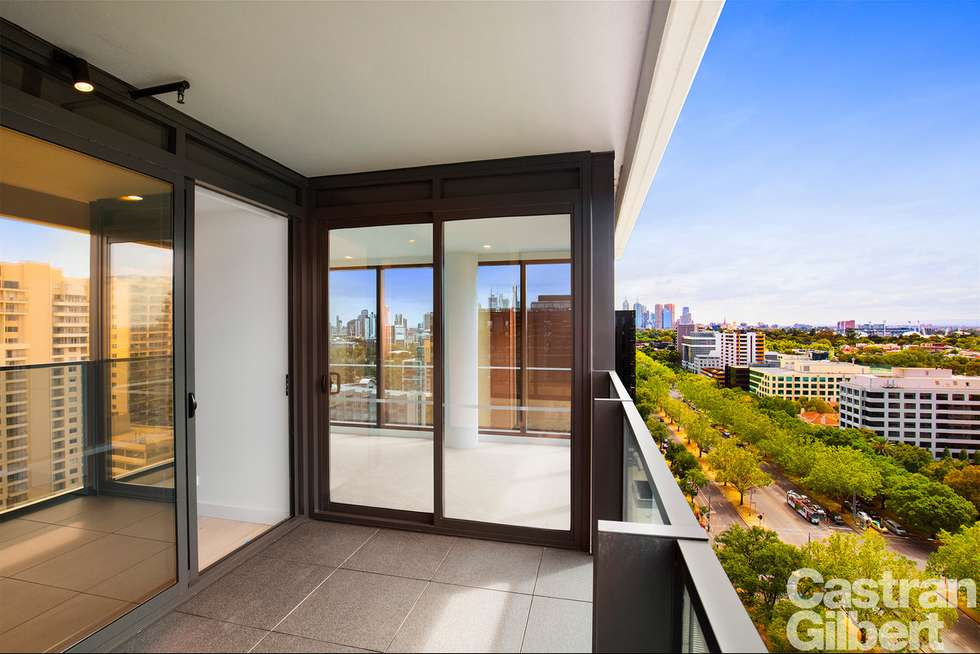 Third view of Homely apartment listing, 1602/478 St Kilda Road, Melbourne VIC 3004