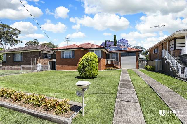 101A Fitzwilliam Road, Toongabbie NSW 2146