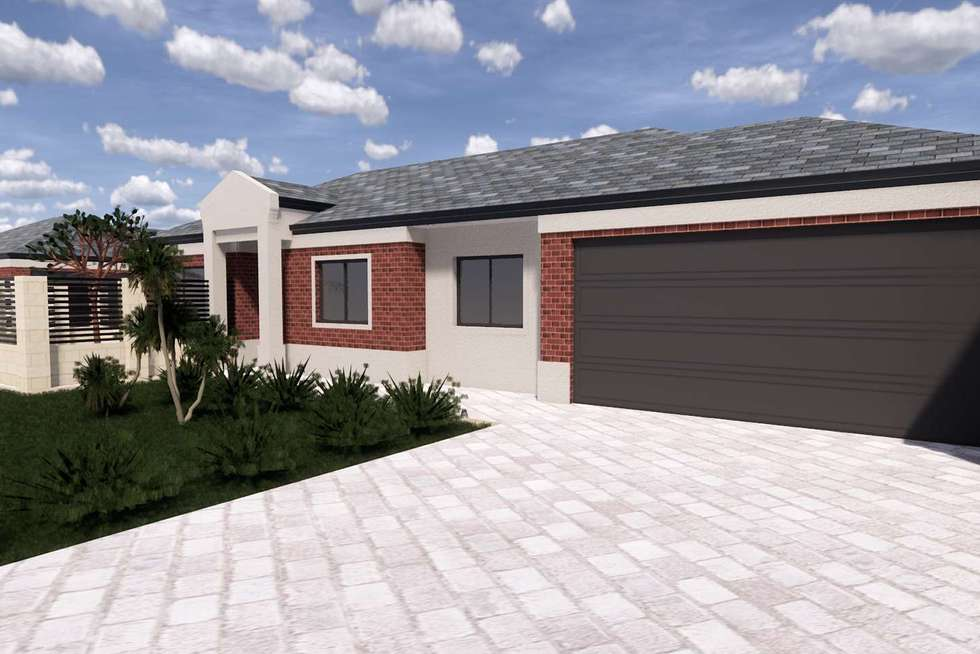 Second view of Homely residentialLand listing, LOT 1/4 Gosnells Road West, Maddington WA 6109