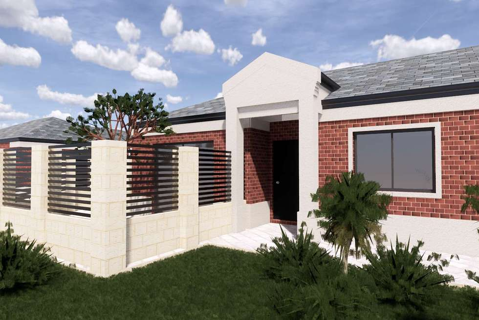 Third view of Homely residentialLand listing, LOT 1/4 Gosnells Road West, Maddington WA 6109