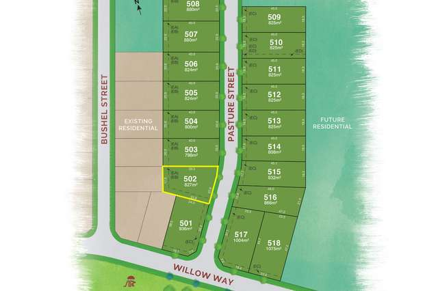 LOT 502 Cookes Hill, Armidale NSW 2350