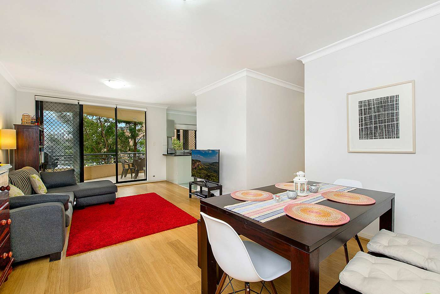 Main view of Homely unit listing, 17/14-16 Campbell Street, Northmead NSW 2152