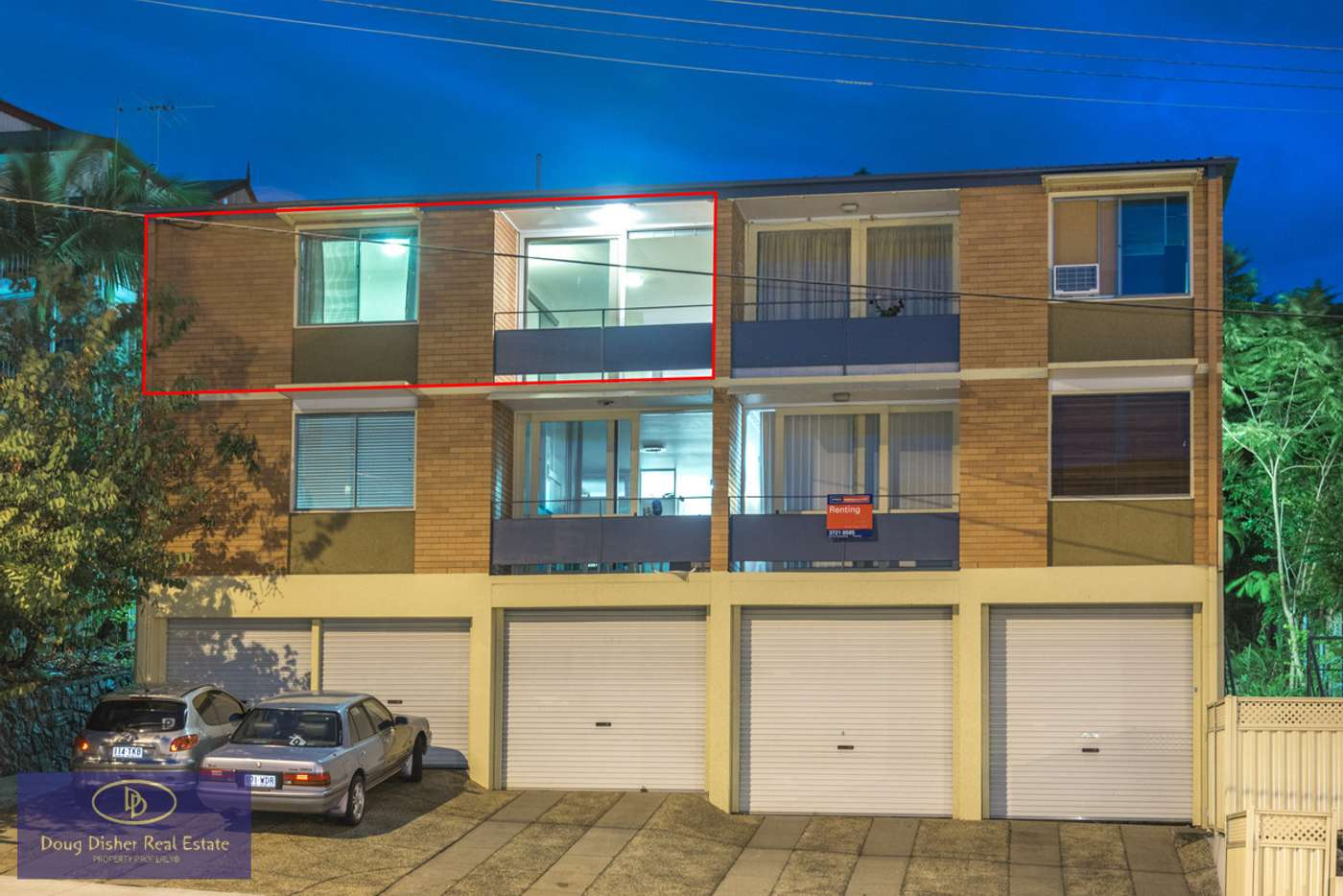 Main view of Homely unit listing, 6/5 Sir Fred Schonell Drive, St Lucia QLD 4067