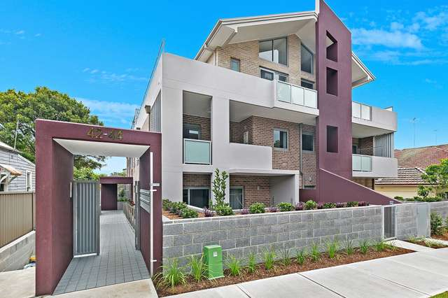 6/42-44 George Street, Mortdale NSW 2223