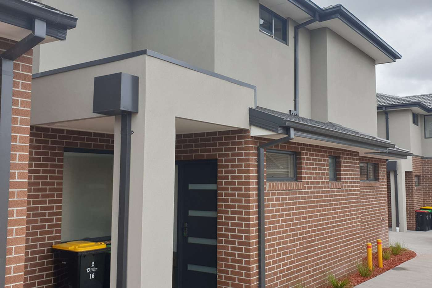 Main view of Homely townhouse listing, 2/16 Edith Street, Dandenong VIC 3175