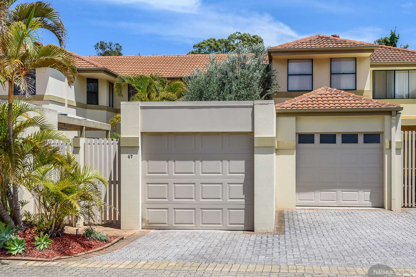 Main view of Homely townhouse listing, 67/100 Morala Avenue, Runaway Bay QLD 4216