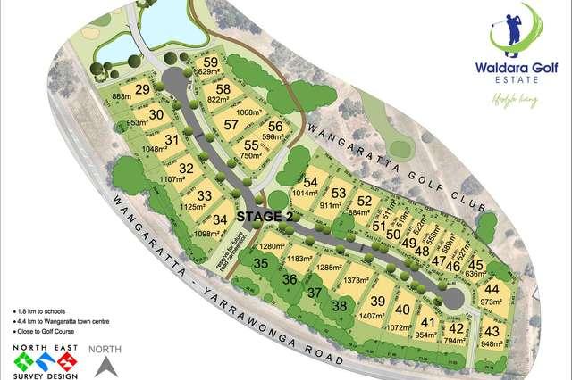 LOT 41 Waldara Golf Estate, Wangaratta VIC 3677