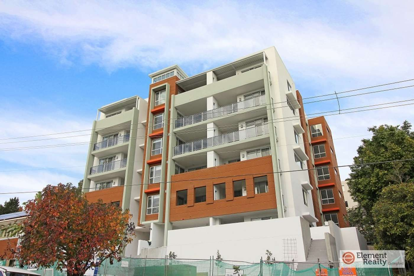 Main view of Homely apartment listing, 12/12 Post Office Street, Carlingford NSW 2118