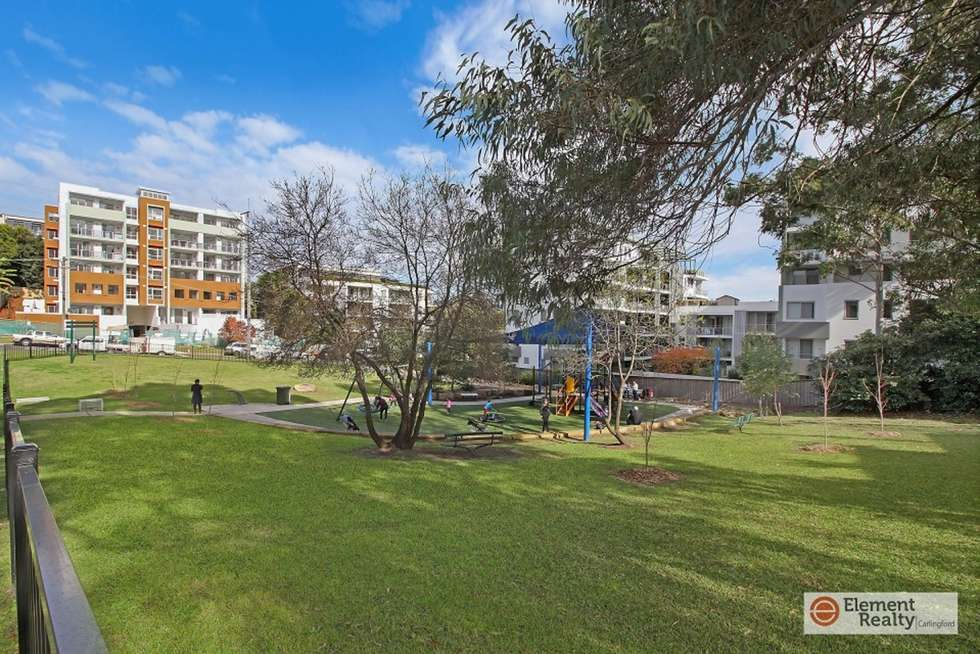 Second view of Homely apartment listing, 12/12 Post Office Street, Carlingford NSW 2118