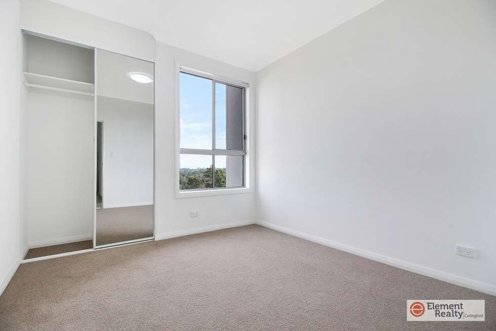 Third view of Homely apartment listing, 12/12 Post Office Street, Carlingford NSW 2118