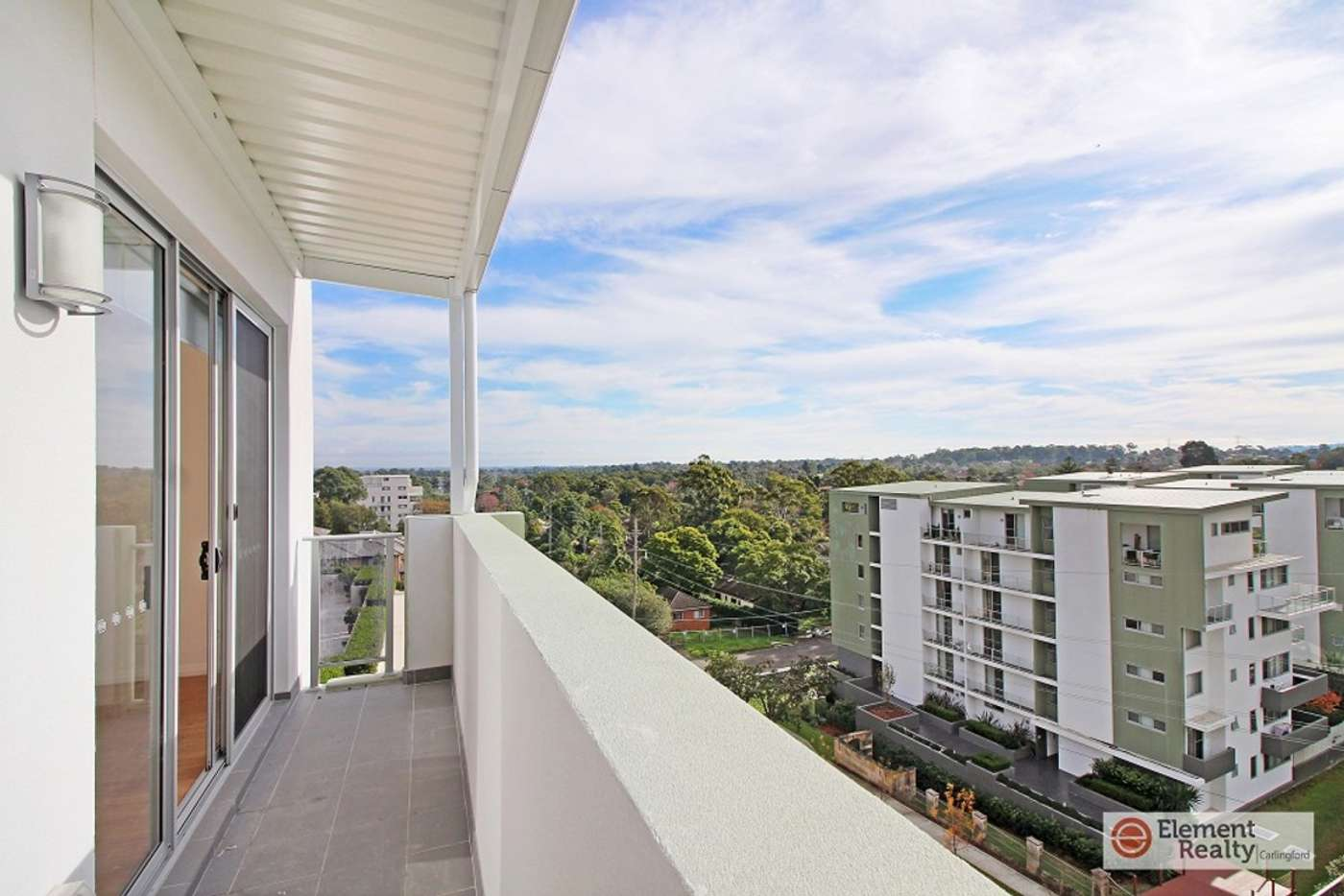 Seventh view of Homely apartment listing, 12/12 Post Office Street, Carlingford NSW 2118