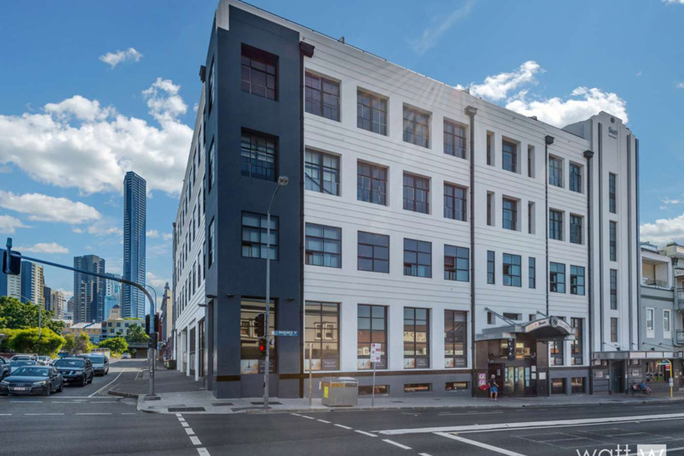 Main view of Homely unit listing, 211/351 Brunswick Street, Fortitude Valley QLD 4006