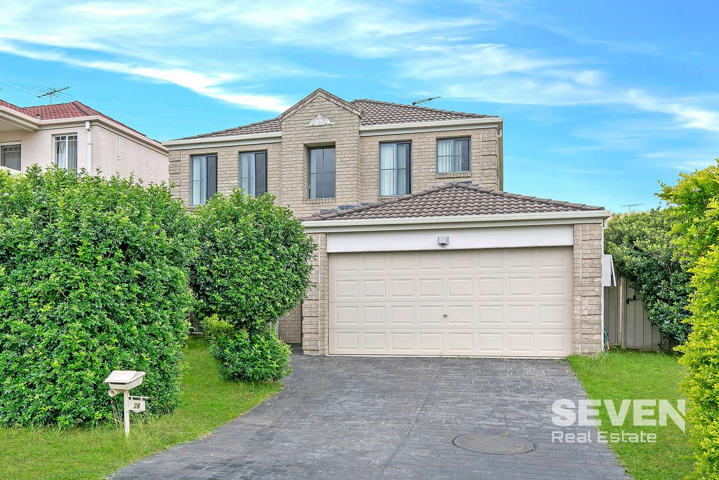 Main view of Homely house listing, 24 Betts Street, Kellyville Ridge NSW 2155