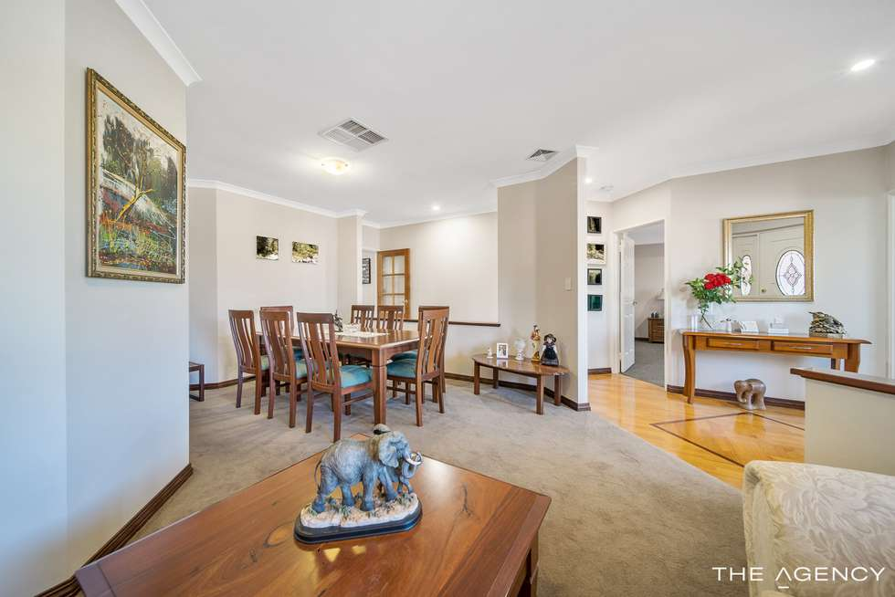 Fifth view of Homely house listing, 8 Empress Crescent, Atwell WA 6164