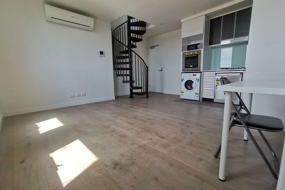 Second view of Homely apartment listing, 906/429 Spencer Street, West Melbourne VIC 3003