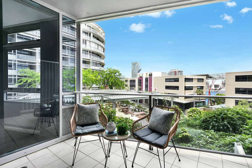 Second view of Homely apartment listing, 403/23 Shelley Street, Sydney NSW 2000
