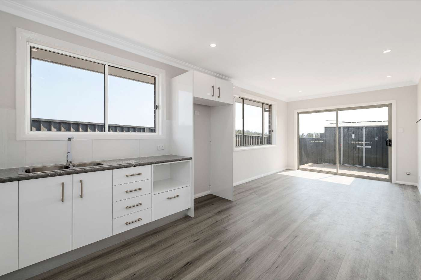 Second view of Homely flat listing, 1a Chalker Street, Thirlmere NSW 2572