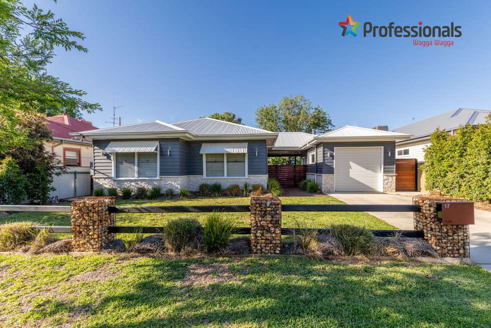 Second view of Homely house listing, 17 Sullivan Avenue, Wagga Wagga NSW 2650