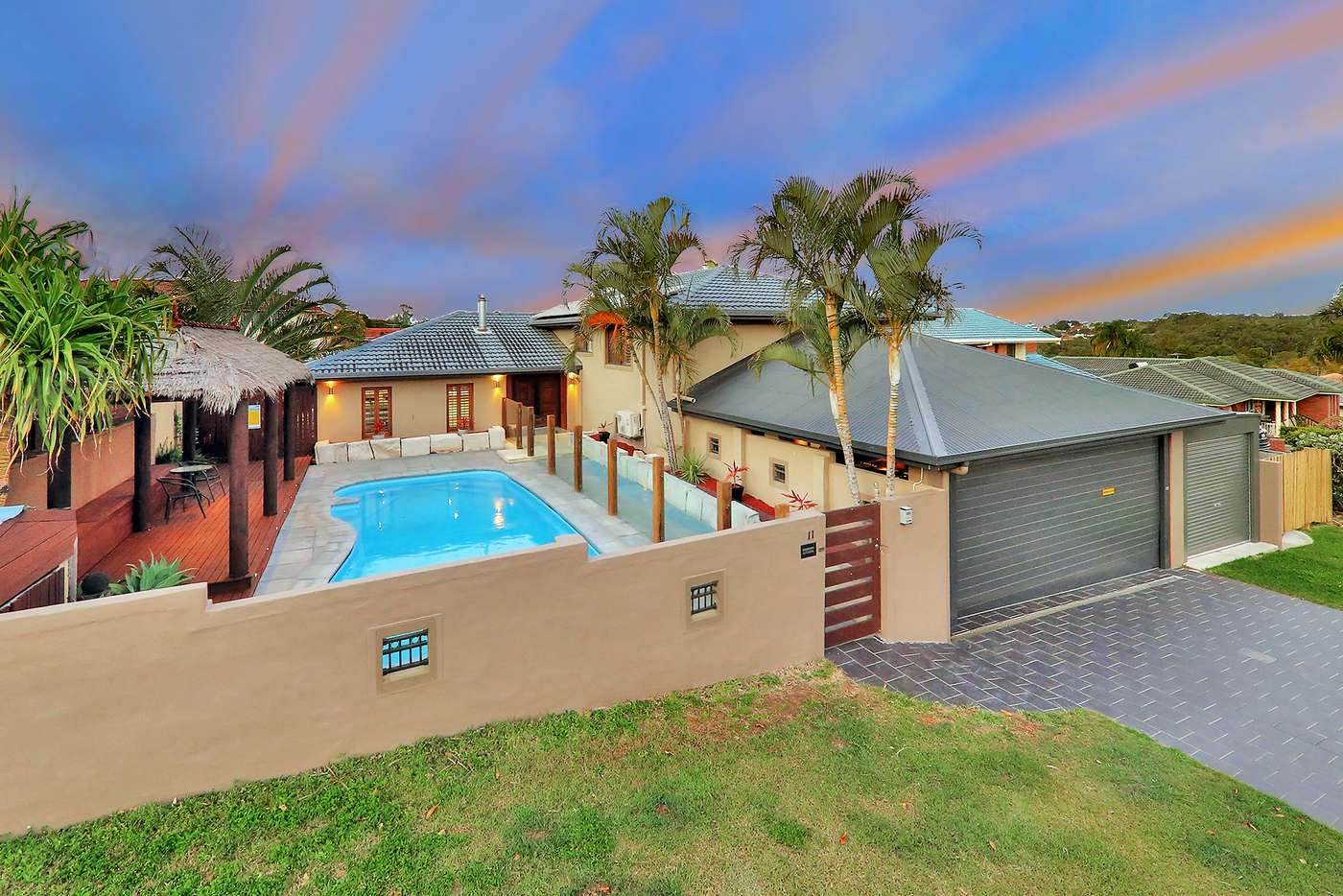 Main view of Homely house listing, 11 Brigantine Place, Sunnybank Hills QLD 4109