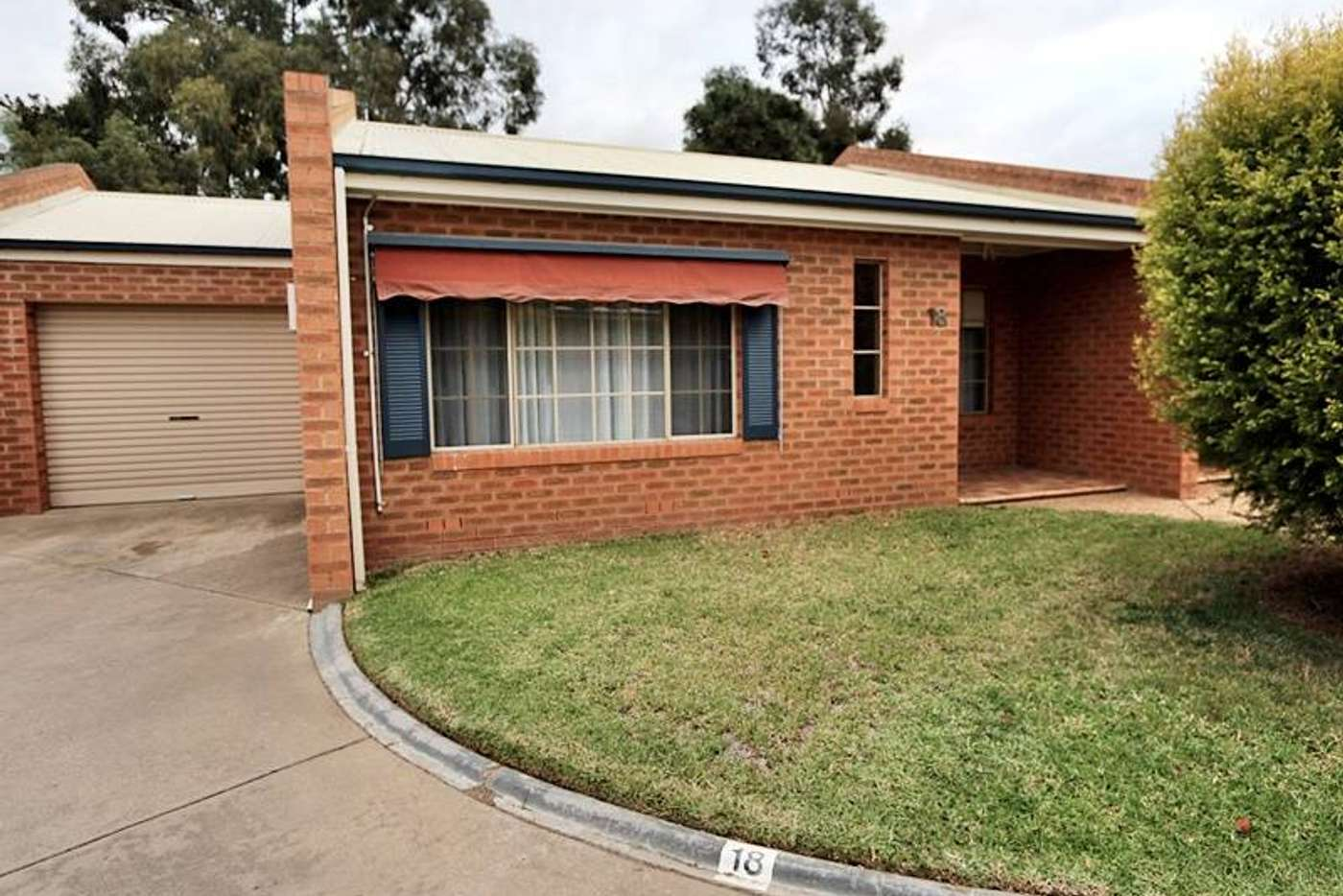 Main view of Homely unit listing, 18/89 Crampton Street, Wagga Wagga NSW 2650