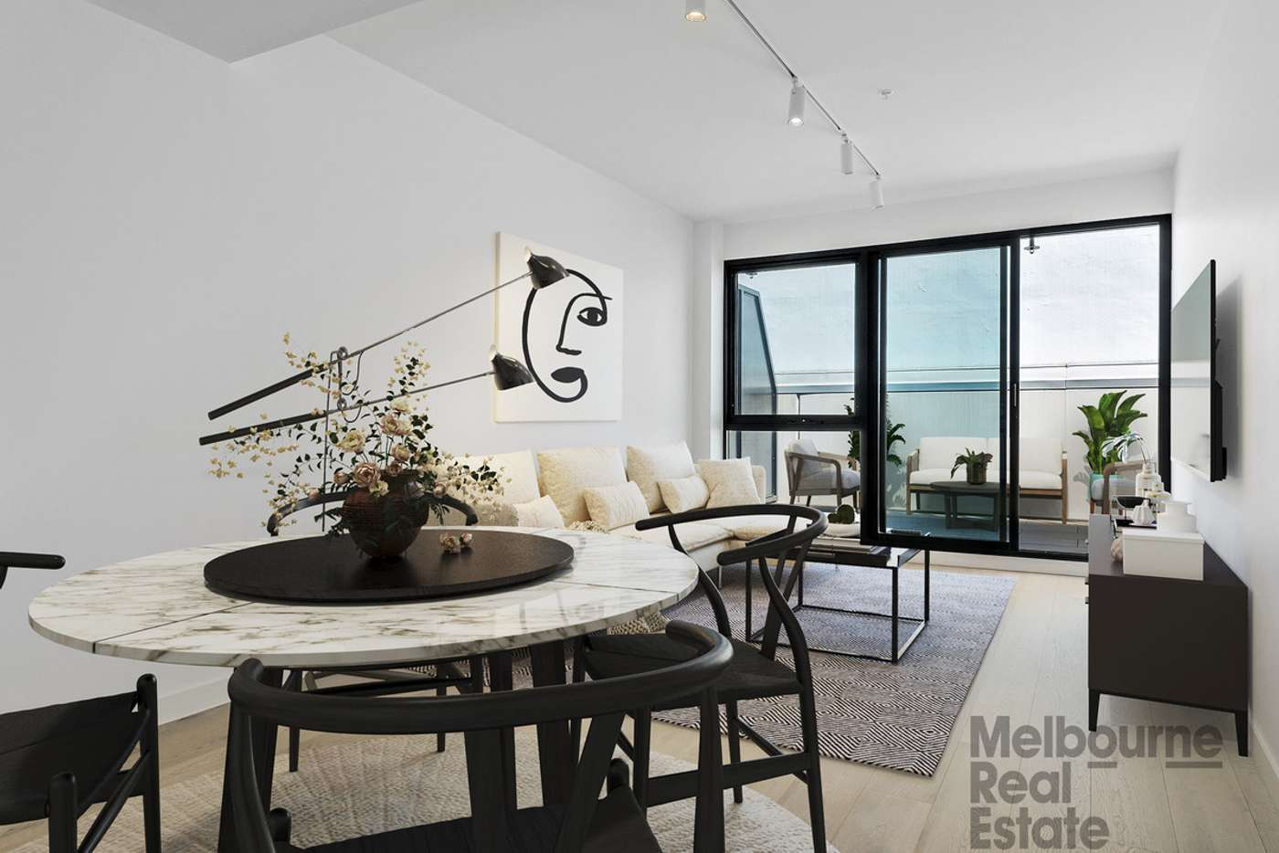 Main view of Homely apartment listing, 108/166 Gertrude Street, Fitzroy VIC 3065