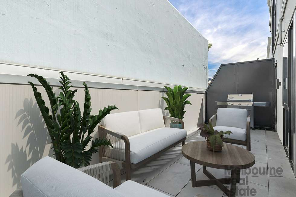 Third view of Homely apartment listing, 108/166 Gertrude Street, Fitzroy VIC 3065