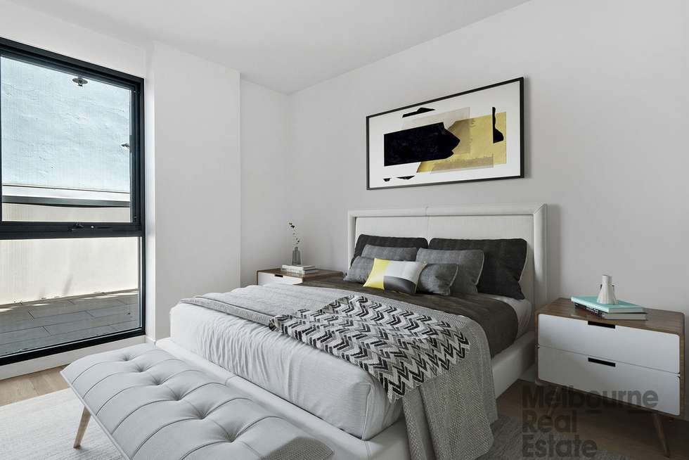 Fourth view of Homely apartment listing, 108/166 Gertrude Street, Fitzroy VIC 3065