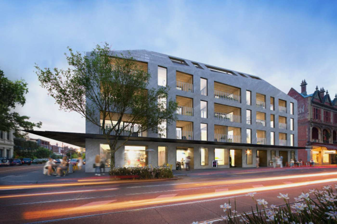 Sixth view of Homely apartment listing, 108/166 Gertrude Street, Fitzroy VIC 3065