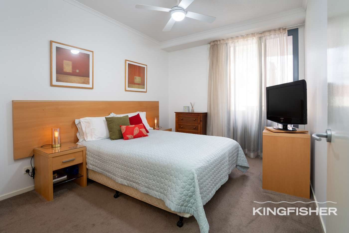 Sixth view of Homely unit listing, 2008/1 Ocean Street, Burleigh Heads QLD 4220