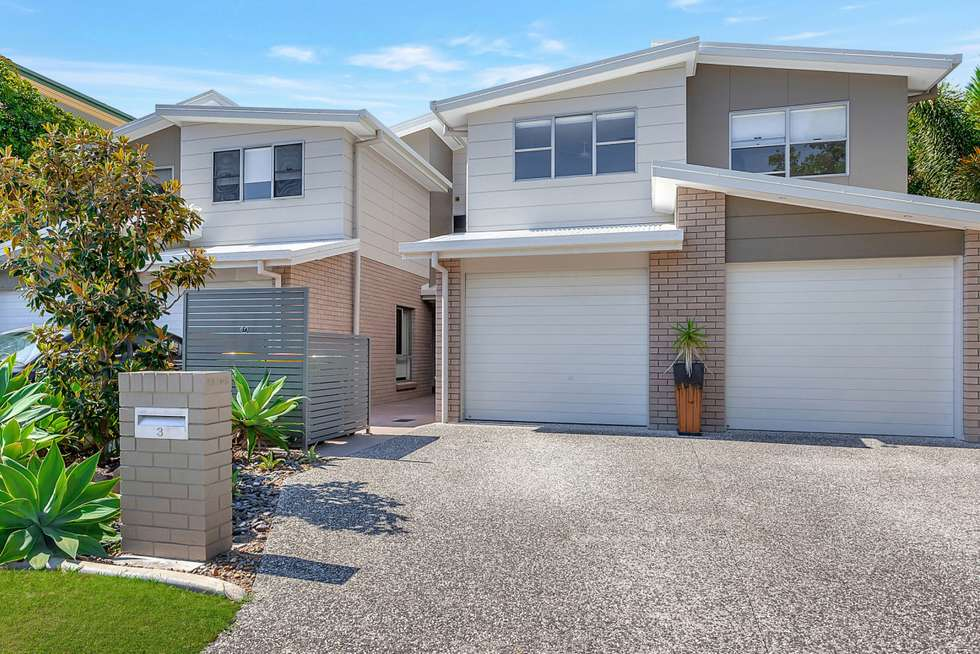 Second view of Homely townhouse listing, 3/17 Stephens Street, Burleigh Heads QLD 4220