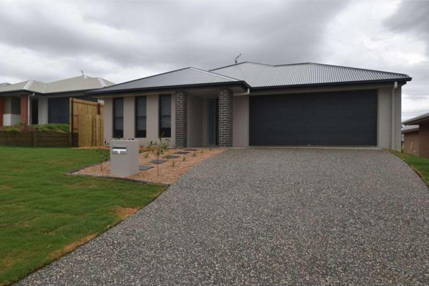 Main view of Homely house listing, 4 Menton Place, Harristown QLD 4350