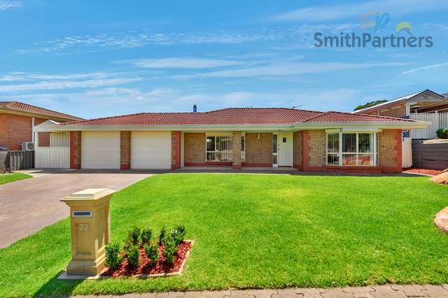 22 Carriage Way, Gulfview Heights SA 5096