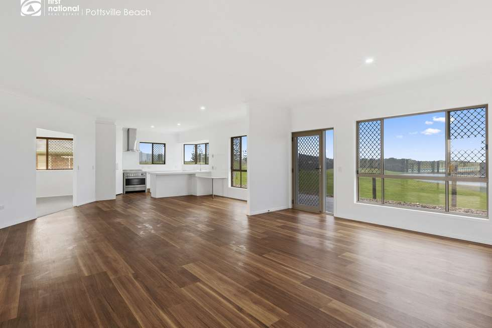 Second view of Homely acreageSemiRural listing, 1183 Cudgera Creek Road, Cudgera Creek NSW 2484