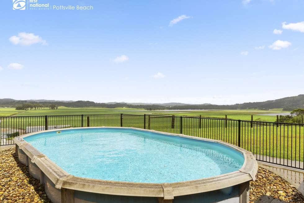 Third view of Homely acreageSemiRural listing, 1183 Cudgera Creek Road, Cudgera Creek NSW 2484