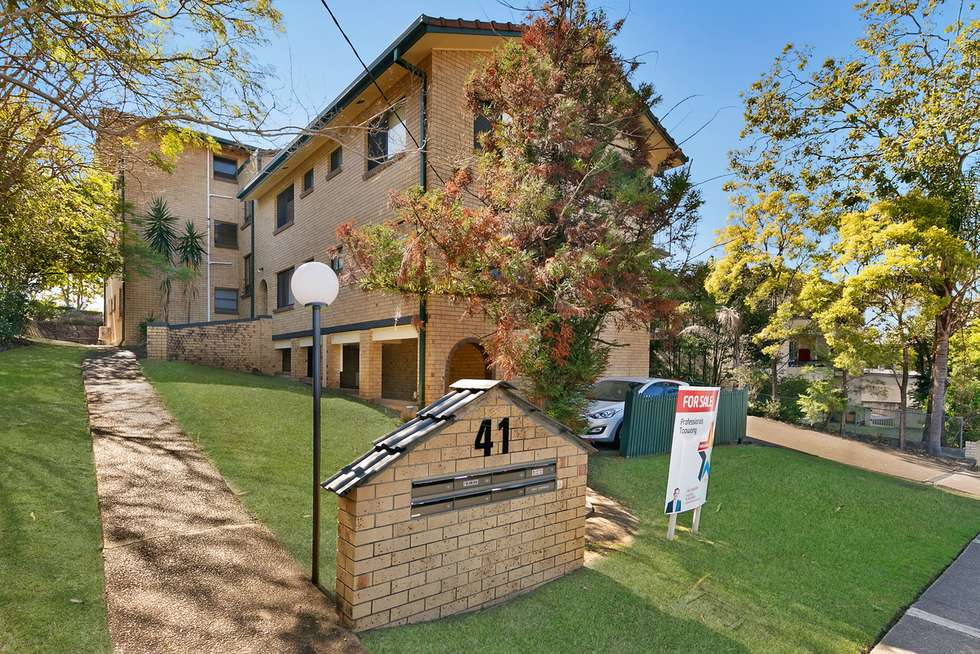 Second view of Homely unit listing, 3/41 Ascog Terrace, Toowong QLD 4066