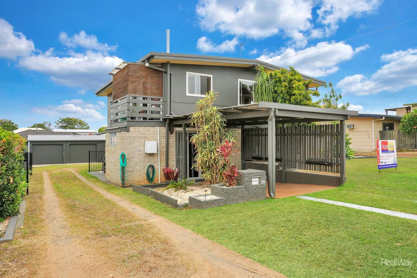 Main view of Homely house listing, 26 Houston Drive, Avoca QLD 4670