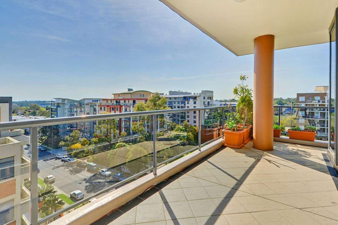 Main view of Homely apartment listing, 329/17 Romsey Street, Waitara NSW 2077