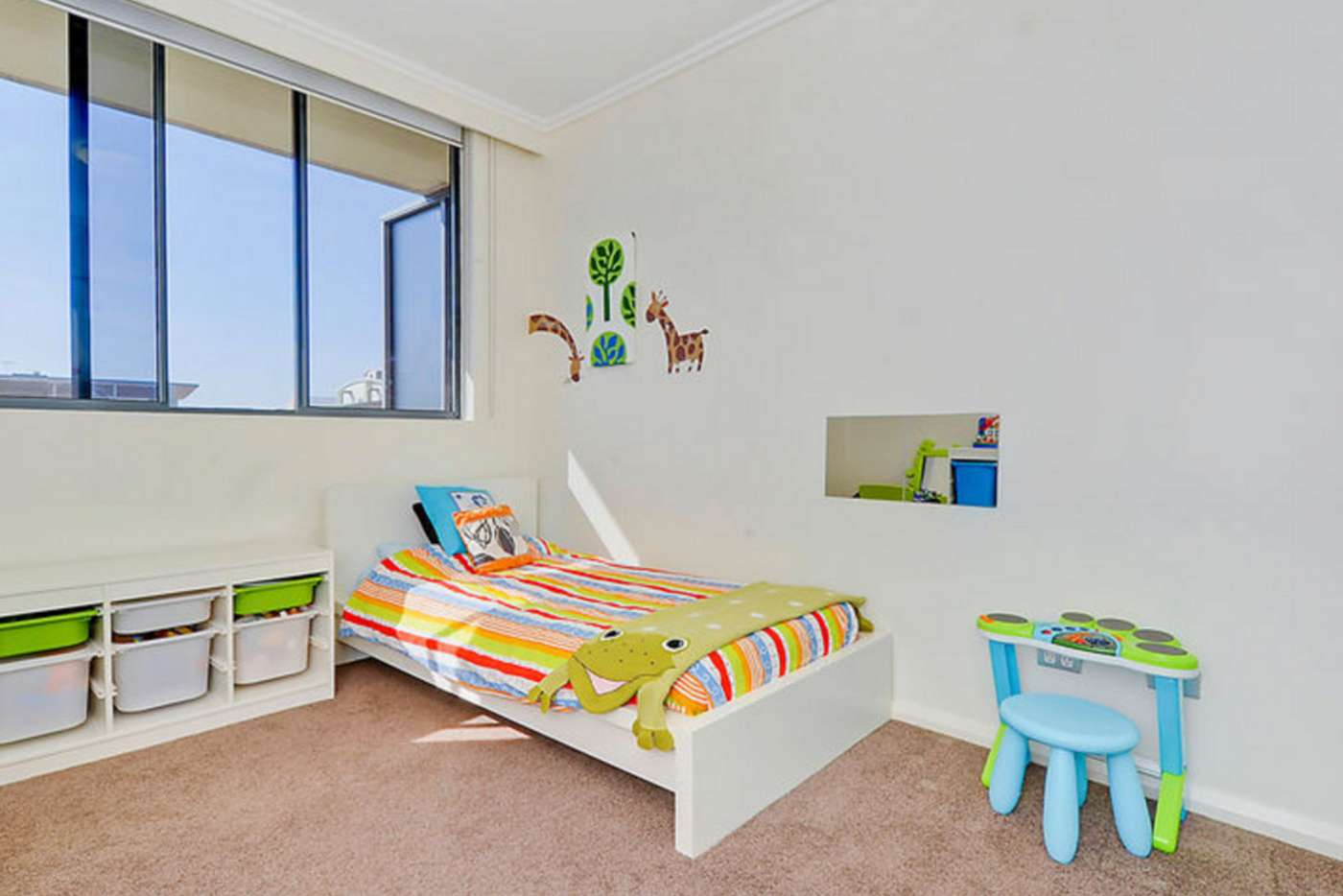 Fifth view of Homely apartment listing, 329/17 Romsey Street, Waitara NSW 2077