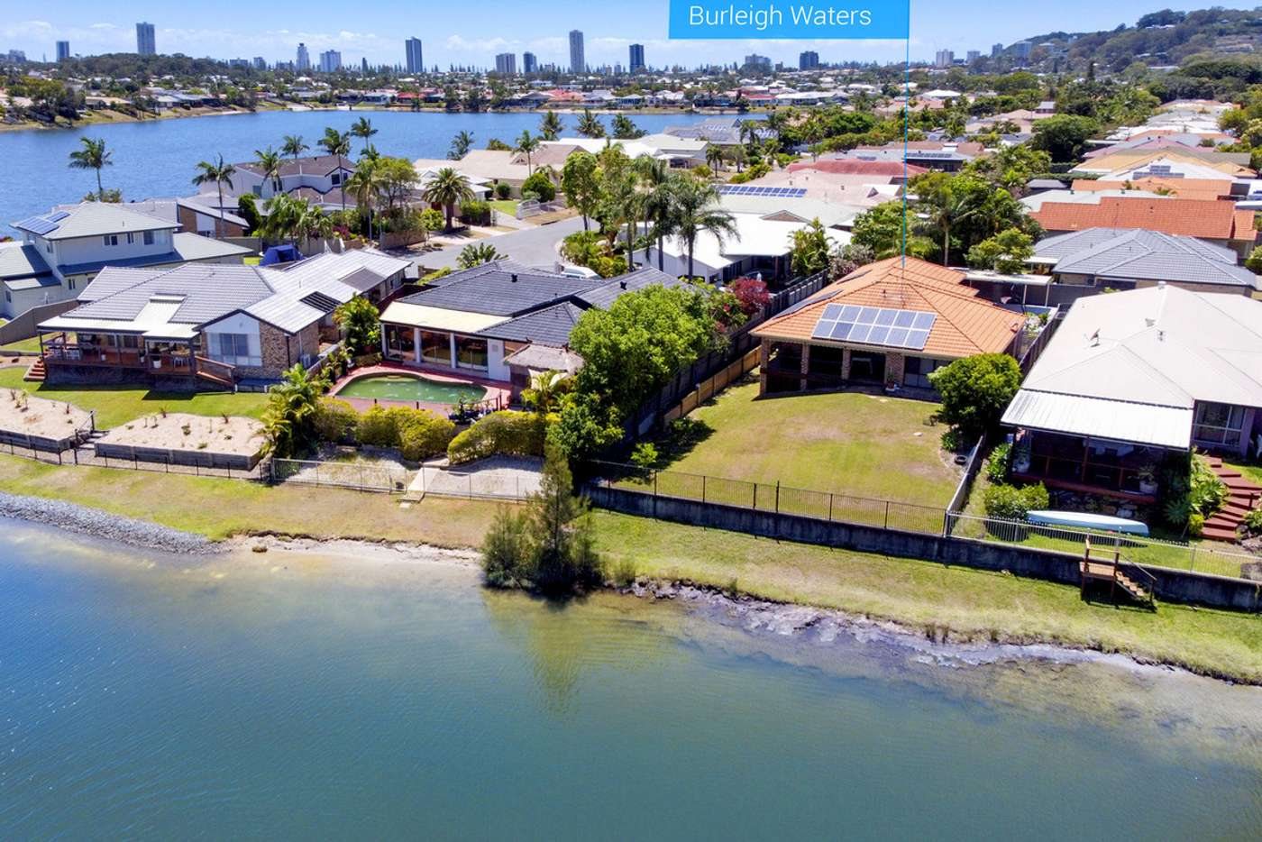 Main view of Homely house listing, 49 Rainbird Close, Burleigh Waters QLD 4220