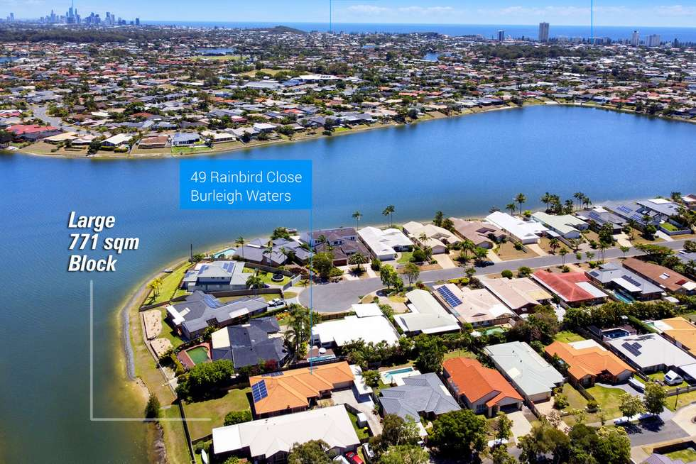 Third view of Homely house listing, 49 Rainbird Close, Burleigh Waters QLD 4220