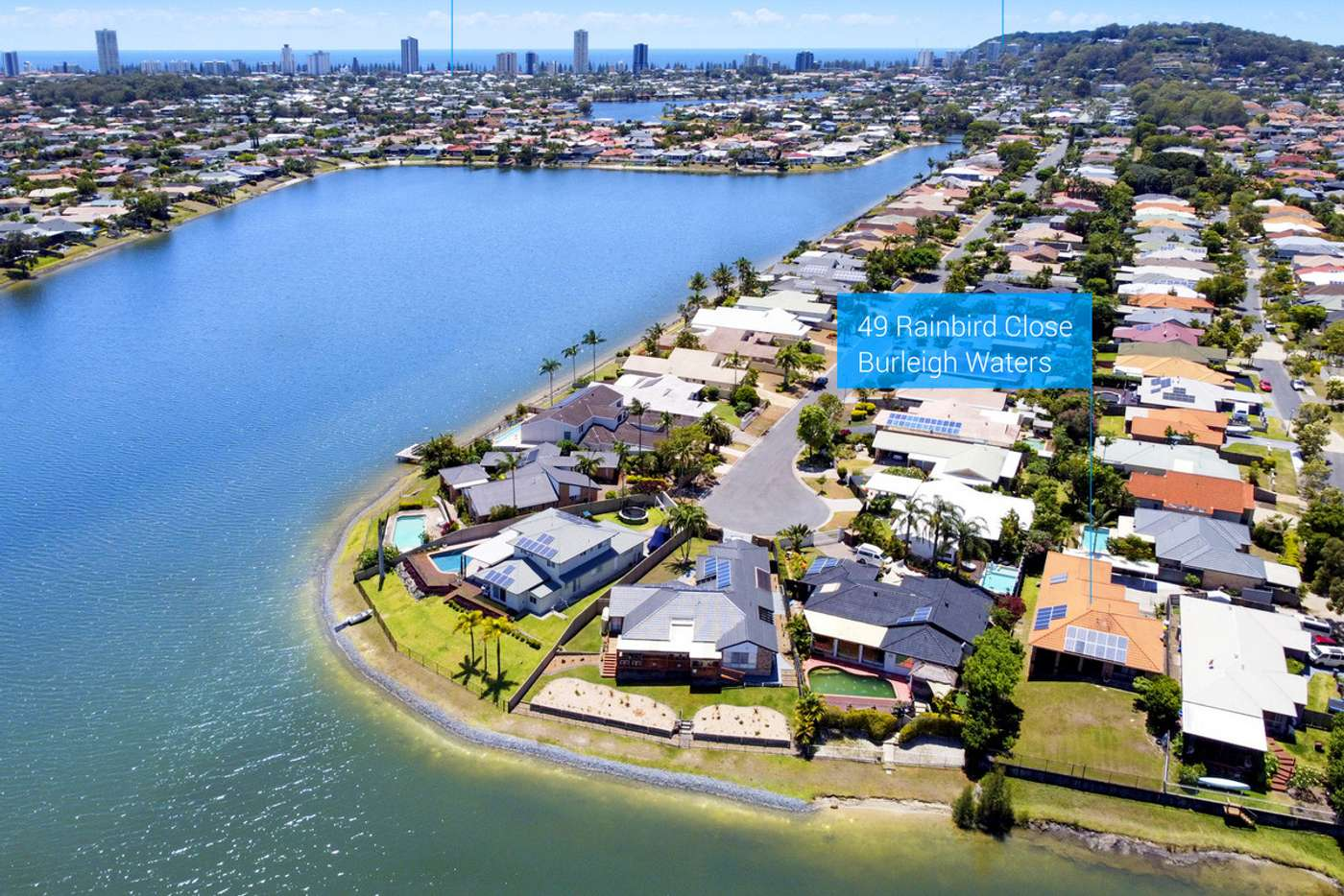 Fifth view of Homely house listing, 49 Rainbird Close, Burleigh Waters QLD 4220