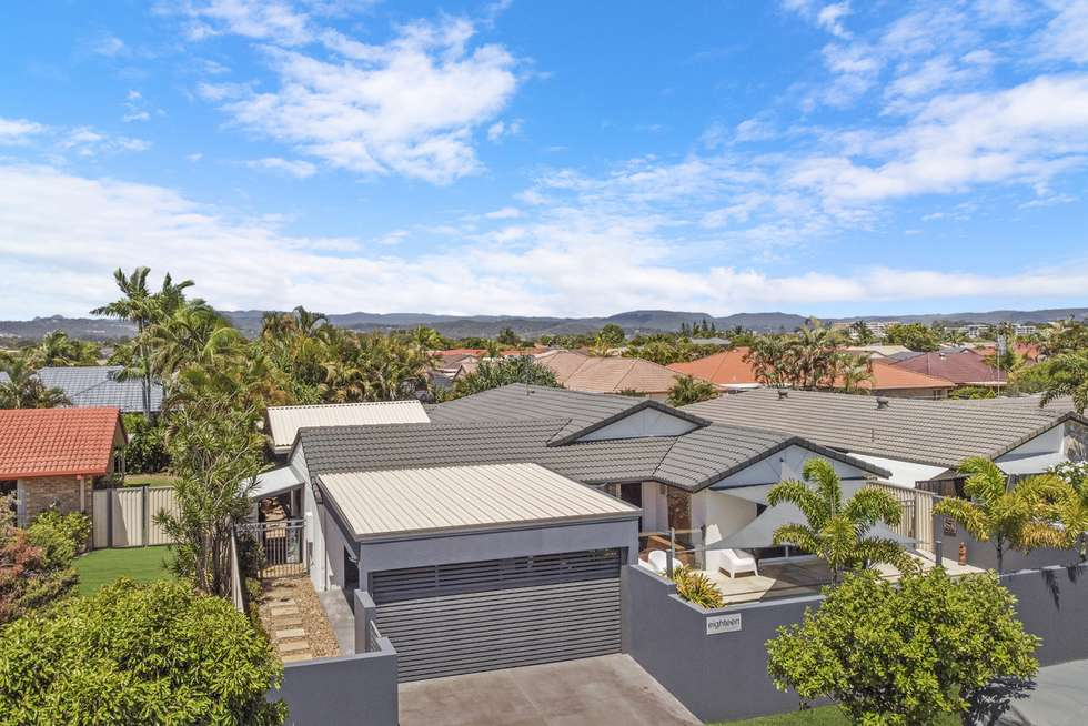 Second view of Homely house listing, 18 Coronet Crescent, Burleigh Waters QLD 4220