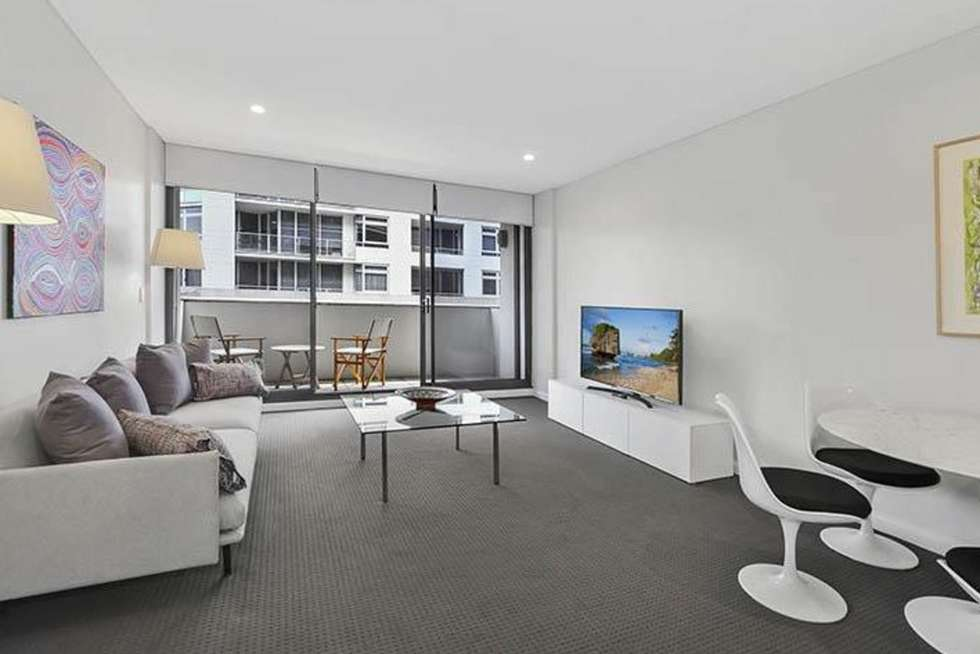 Third view of Homely apartment listing, 45 Shelley Street, Sydney NSW 2000