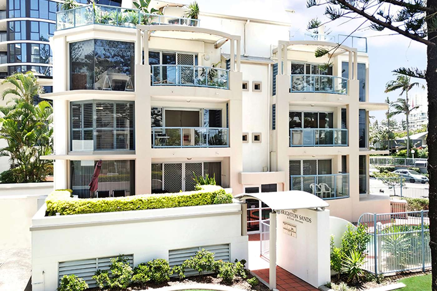 Main view of Homely apartment listing, 3/6 First Avenue, Broadbeach QLD 4218