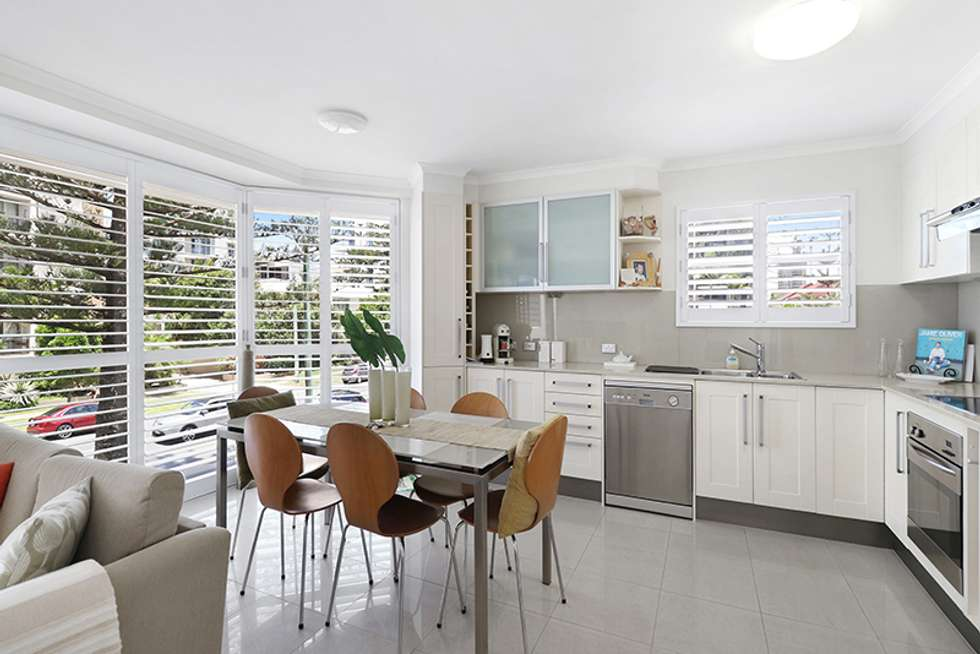 Second view of Homely apartment listing, 3/6 First Avenue, Broadbeach QLD 4218