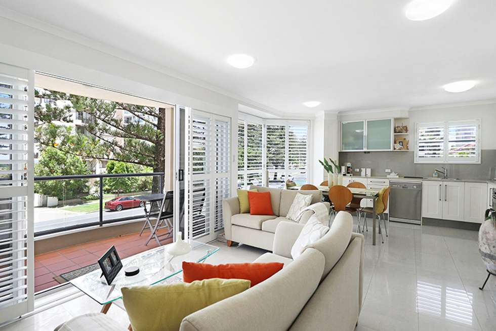 Fourth view of Homely apartment listing, 3/6 First Avenue, Broadbeach QLD 4218