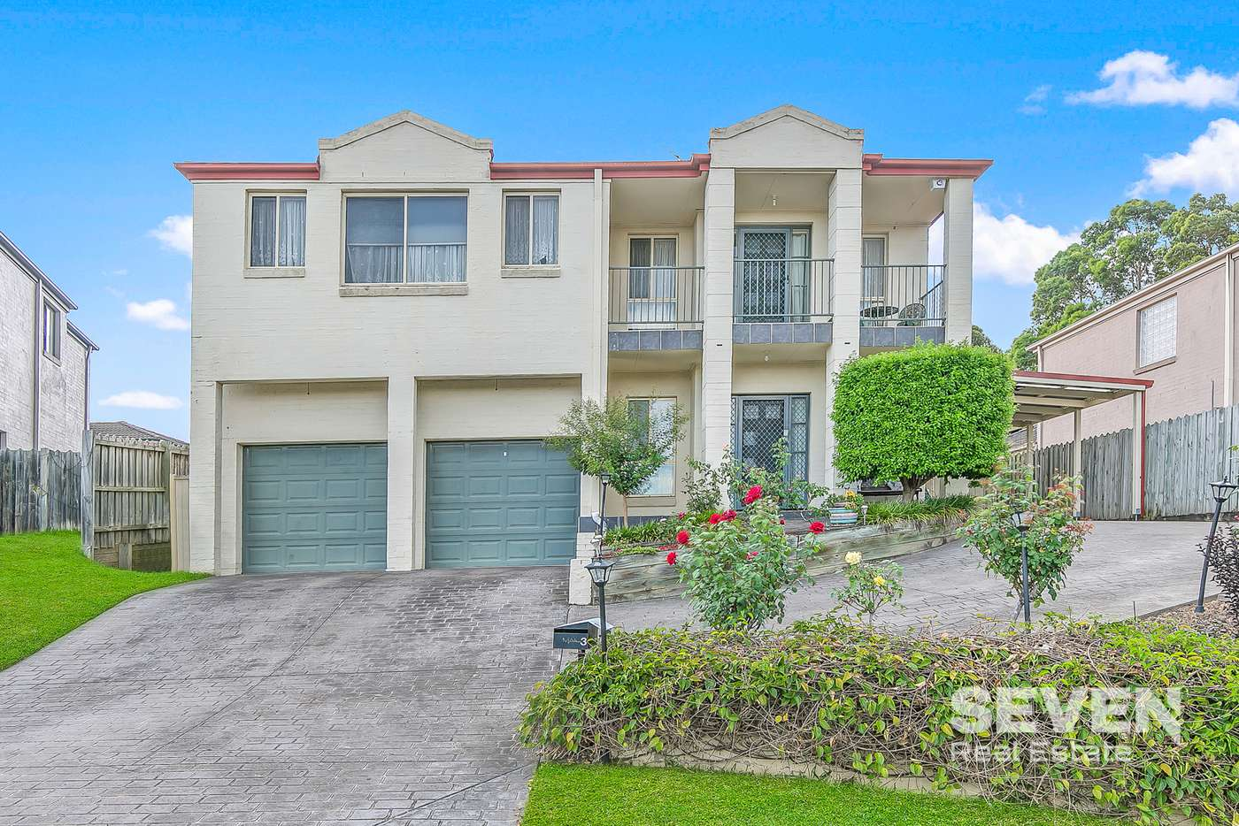 Main view of Homely house listing, 3 Hopkins Court, Rouse Hill NSW 2155