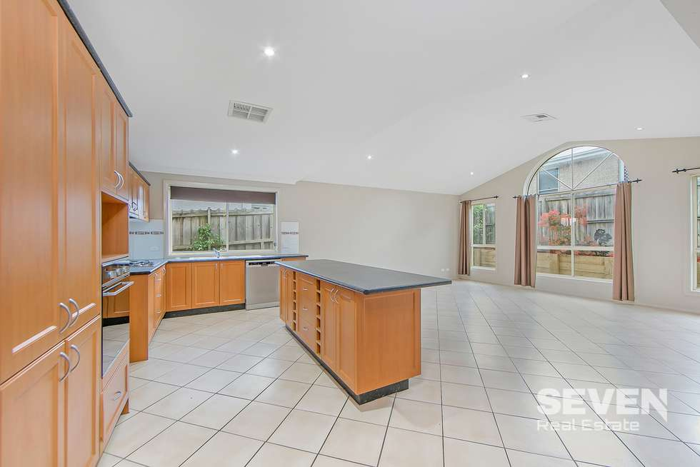 Second view of Homely house listing, 3 Hopkins Court, Rouse Hill NSW 2155