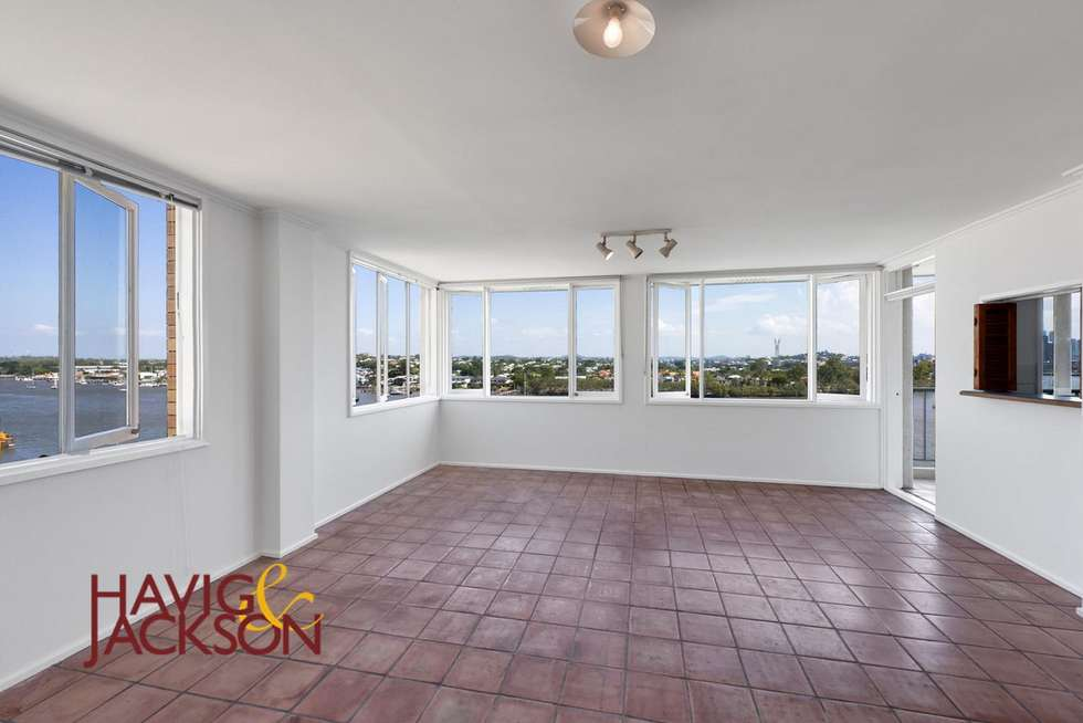 Second view of Homely unit listing, 10/55 Hillside Crescent, Hamilton QLD 4007