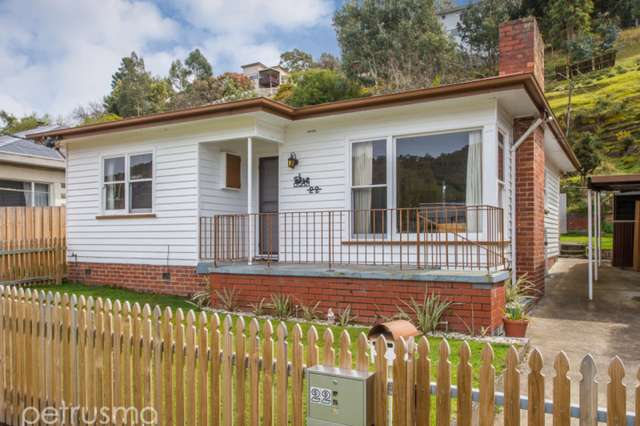 22 Syme Street, South Hobart TAS 7004